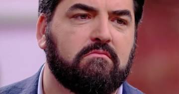 Masterchef:il concorrente Antonio imita lo chef Cannavacciuolo, ecco la sua reazione