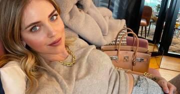 La gravidanza di Chiara Ferragni riassunta in una foto: il post su Instagram è dolcissimo