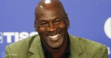 Michael Jordan ha donato 10 milioni di dollari per costruire due ospedali