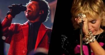 Super Bowl: il video integrale con le esibizioni di The Weeknd e Miley Cyrus