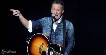 Dal Superbowl alle manette, Bruce Springsteen è stato arrestato
