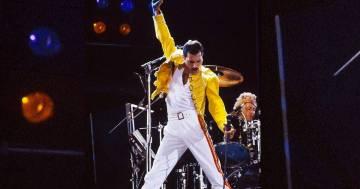 Queen: Roger Taylor ha una statua gigante di Freddie Mercury in giardino