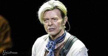 Addio Maxi il cagnolino di David Bowie che aveva gli occhi come lui