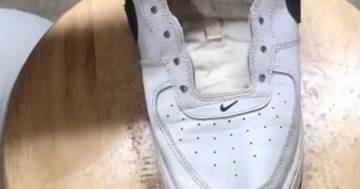 Ecco come avere delle scarpe nuove: il video spopola su TikTok