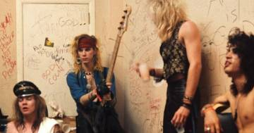 Guns N' Roses: ecco il trailer della loro docu-serie