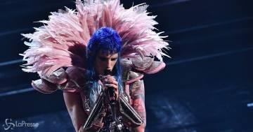 Sanremo 2021: Achille Lauro spiega il significato della sua performance al festival