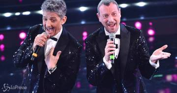 Amadeus svela quanto ha guadagnato il Festival di Sanremo dalla pubblicità