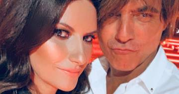 La bellissima dedica di Laura Pausini al compagno Paolo per il loro anniversario
