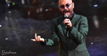 Sanremo 2021: l'omaggio dei Negramaro a Lucio Dalla è stato emozionante
