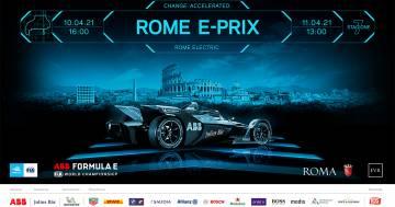 Formula E: la tappa italiana con RDS per la mobilità sostenibile