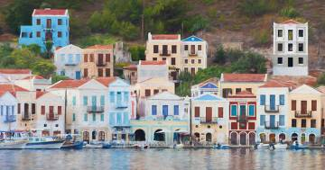 Grecia: l'isola di Kastellorizo è diventata covid-free