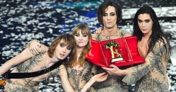 Il ritorno del rock: i Maneskin vincono Sanremo 2021!