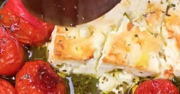 Pasta con feta: la ricetta semplicissima che spopola sul web