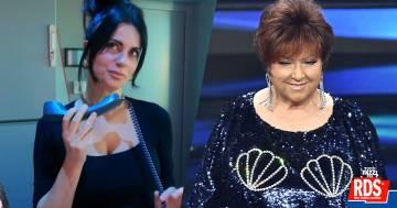 Rossella Brescia si finge Sophia Loren e fa uno scherzo epico a Orietta Berti