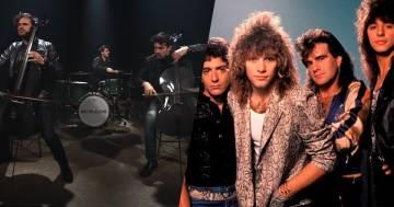 'Livin' on a Prayer' dei Bon Jovi suonata al violoncello: questa versione vi stupirà
