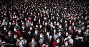5000 persone al concerto e nessun contagiato: ecco i risultati dell'esperimento