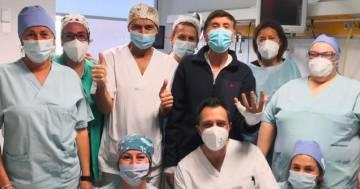 Gianni Morandi è tornato finalmente a casa: ecco come sta