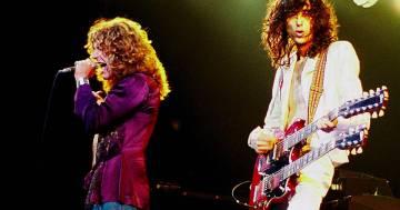 I Led Zeppelin sono la migliore rock band della storia