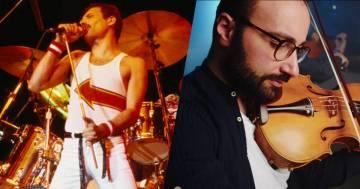 "Questa versione per viola di 'Bohemian Rhapsody"" dei Queen vi emozionerà"