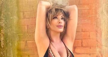 Sabrina Salerno fa sognare i suoi follower, la foto in costume è stupenda