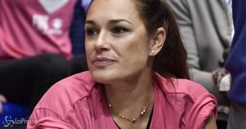 Alena Seredova: il suo look casalingo conquista tutti