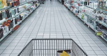Riscontrate tracce di Covid-19 all'interno dei supermercati: ecco dove si posa il virus