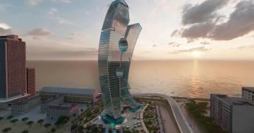 A Dubai costruiranno un grattacielo a forma di molletta per il bucato
