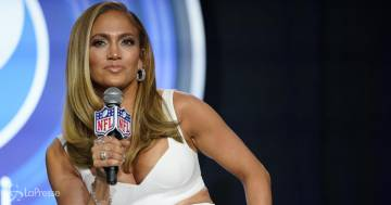 Jennifer Lopez in costume: lo scatto stupisce i fan