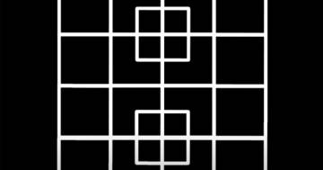 Quanti quadrati ci sono? Il rompicapo spopola di nuovo in rete