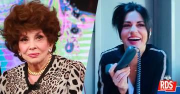 Rossella Brescia imita Sophia Loren e telefona a Gina Lollobrigida: e la 'Lollo' non le risparmia battute al vetriolo