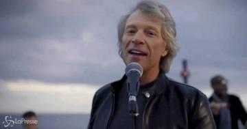 Arriva al cinema il nuovo film concerto dei Bon Jovi: ecco le date