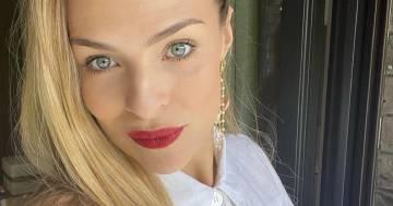 Cristina Chiabotto è diventata mamma: ecco la prima foto della figlia Luce