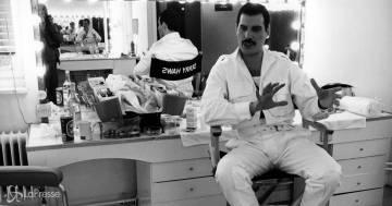 Arriva la prima biografia a fumetti dedicata alla vita di Freddie Mercury: ecco la copertina