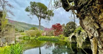Il giardino di Ninfa: il parco più romantico al mondo riapre al pubblico