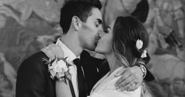 Giorgia Palmas e Filippo Magnini si sono sposati: l'annuncio a sorpresa su Instagram