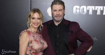 Il commovente ricordo di John Travolta per la moglie Kelly Preston nel giorno della festa della mamma