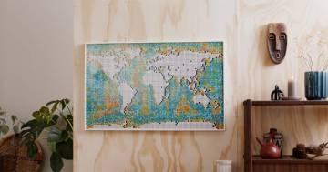 La Mappa del mondo della Lego è il set più grande di sempre