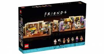 """Arriva il set Lego per costruire i due appartamenti di """"Friends'!"""