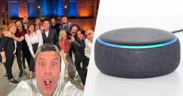 """'LOL - Chi ride è fuori': non solo """"So' Lillo"""", ecco tutte la barzellette che si possono ascoltare su Alexa"""
