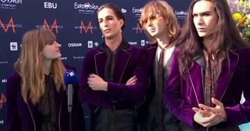 I Maneskin sono pronti a conquistare l'Eurovision: ecco la nuova foto su Instagram