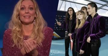 Ecco la reazione della tv norvegese dopo l'esibizione dei Maneskin all'Eurovision