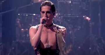 La prima esibizione dei Maneskin all'Eurovision è stata formidabile: ecco il video