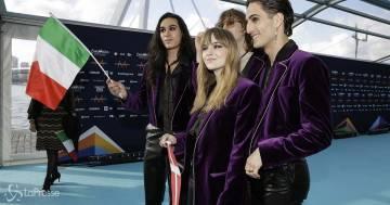 La finale dell'Eurovision Song Contest: ecco quando suoneranno i Maneskin
