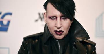 È stato emesso un mandato di arresto per Marilyn Manson