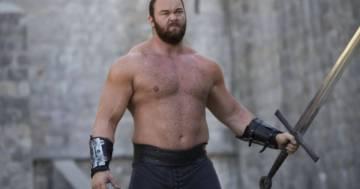 La Montagna di Games Of Thrones è dimagrito di 50 kg: ecco le foto prima e dopo la dieta