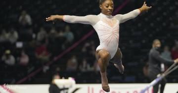 Simone Biles è imbattibile: il nuovo salto è spettacolare