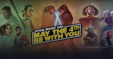 'Star Wars Day': i corti e le nuove serie in streaming da oggi su Disney+