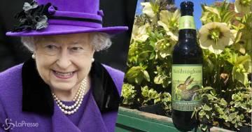 La regina Elisabetta ha lanciato la sua nuova linea di birre in omaggio al principe Filippo