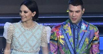 Fedez e Francesca Michielin festeggiano il doppio disco di platino