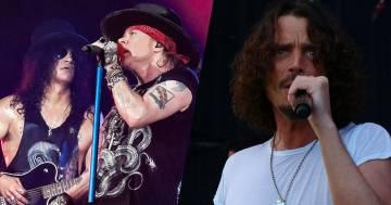 I Guns N' Roses hanno pubblicato la cover di Black Hole Sun in omaggio a Chris Cornell